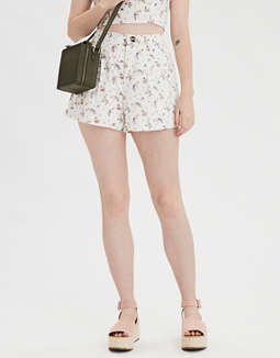 AE High-Waisted Easy Short