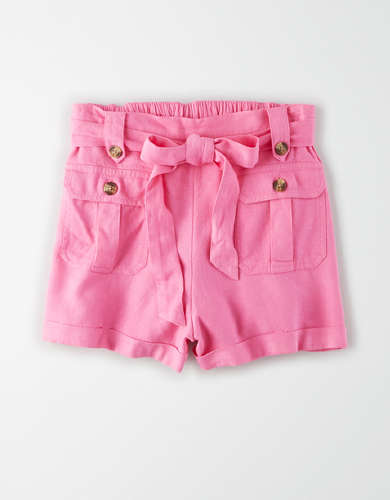 AE High-Waisted Pocket Front Short