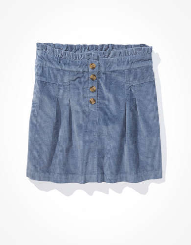 AE Corduroy Mini Skirt