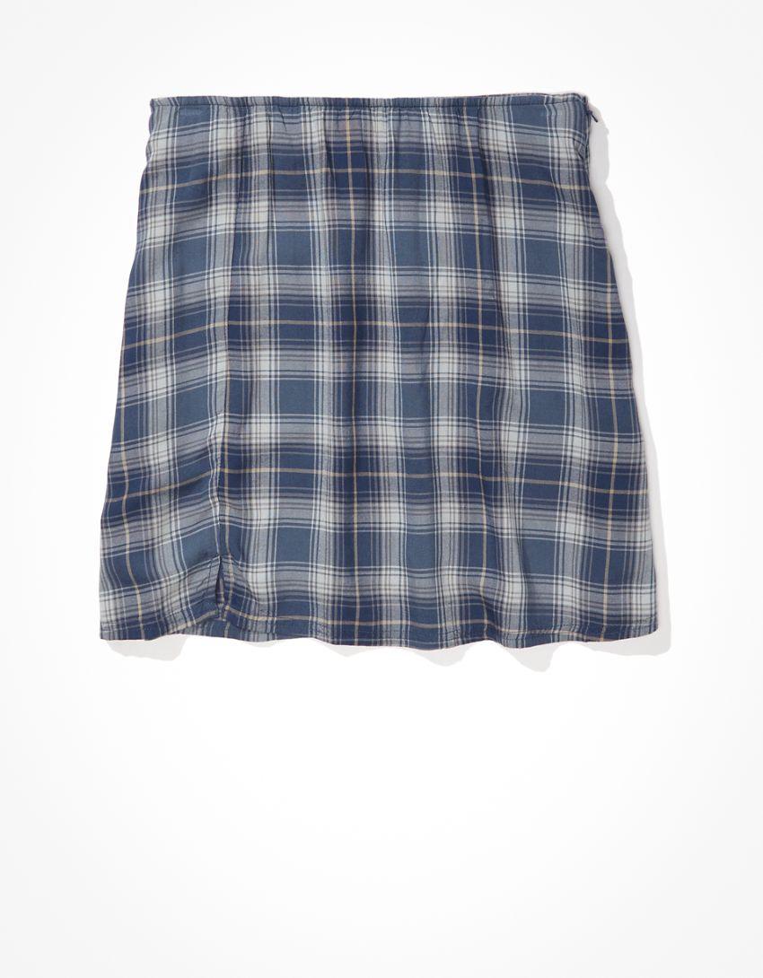 AE Slit Mini Skirt