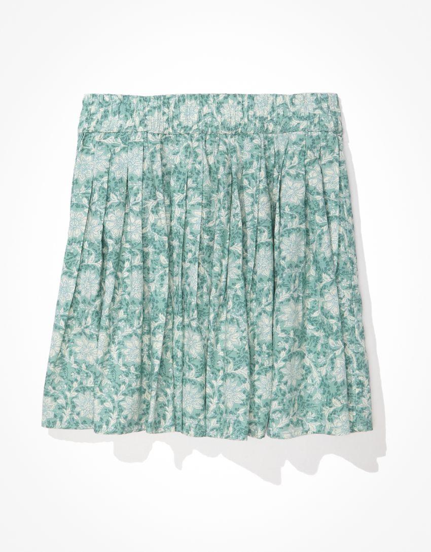 AE Pleated Mini Skirt
