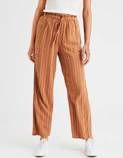 Ae Paperbag Pant by American Eagle Outfitters