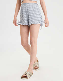 Ae Lace Up Short by American Eagle Outfitters