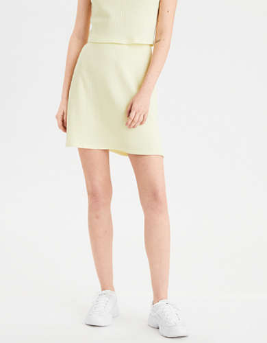 AE High-Waisted Mini Skirt