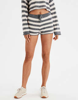 High Waisted Sweater Short by American Eagle Outfitters
