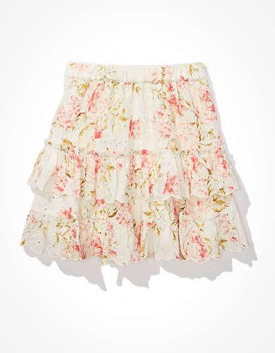 חצאית מיני מלמלה אמריקן איגל