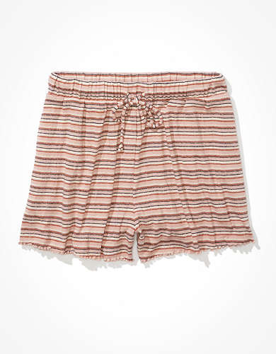 AE Striped Lounge Short