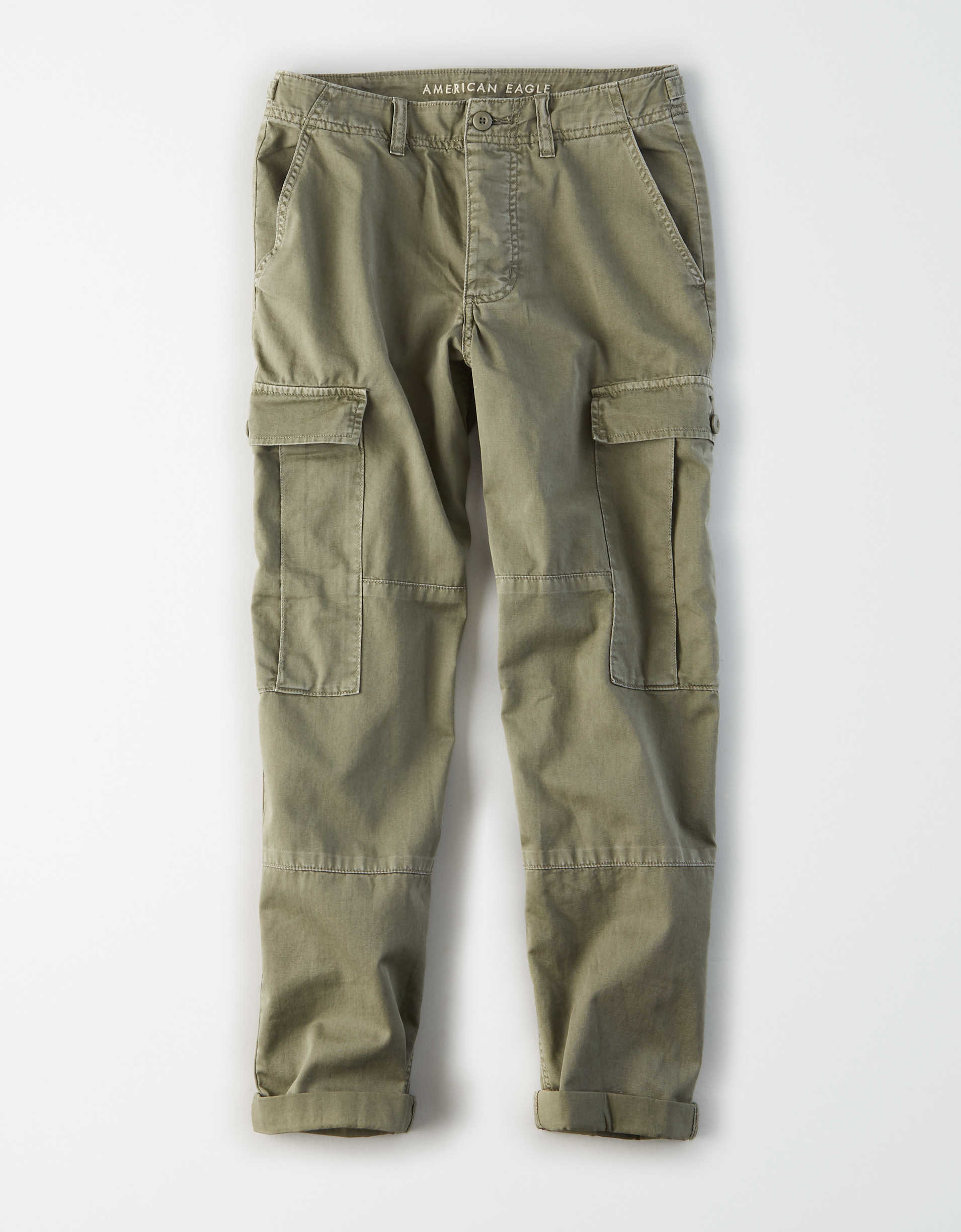 AE High-Waisted Military Cargo Pant