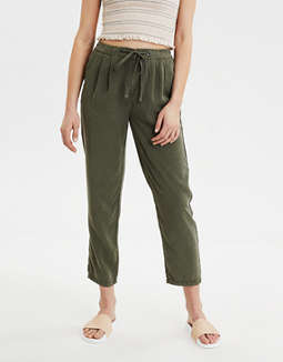 AE High-Waisted Tapered Pant