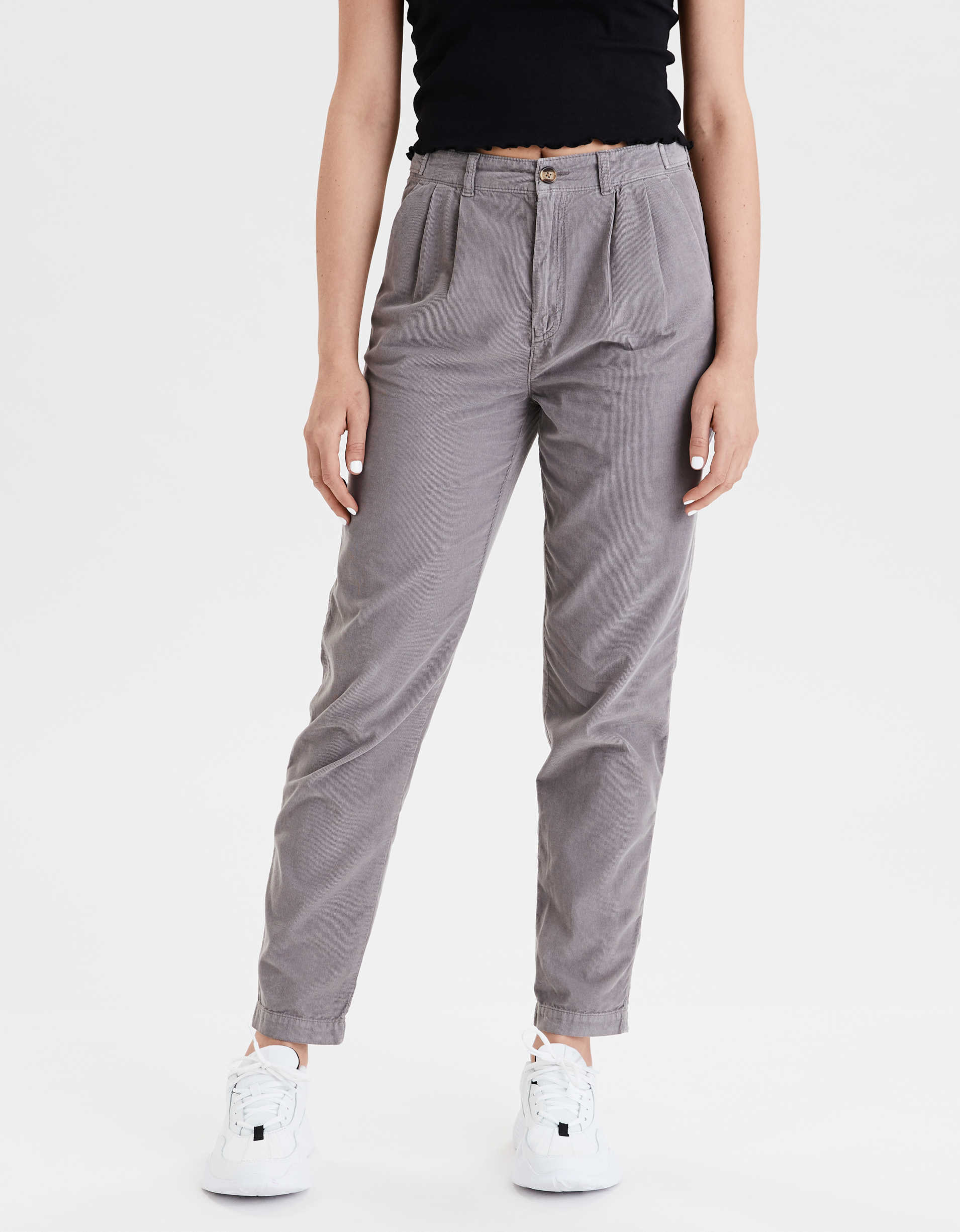 AE Super High-Waisted Tapered Pant