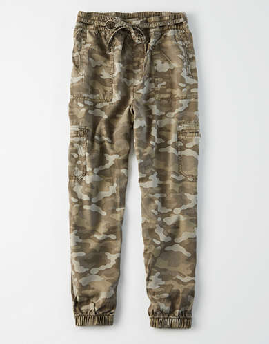 AE High-Waisted Cargo Jogger Pant