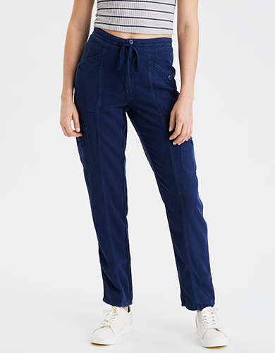 AE High-Waisted Taper Pant