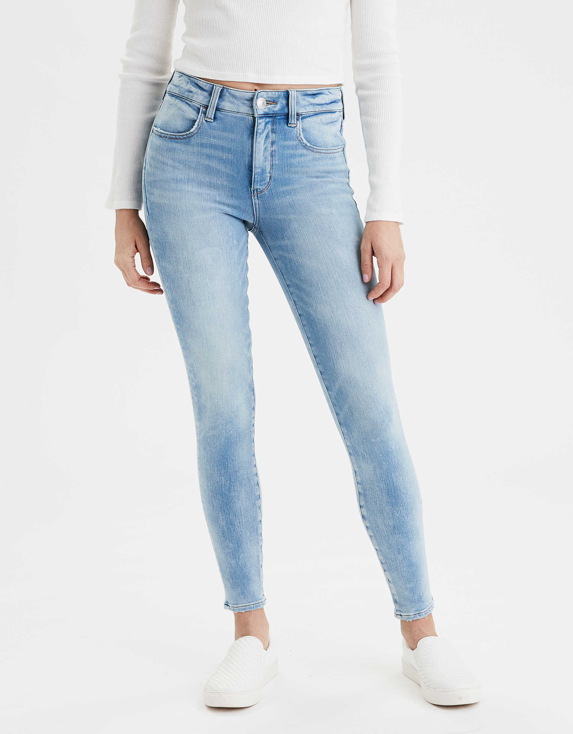 AE High-Waisted Jegging Crop