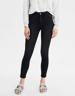 AE Super Soft High-Waisted Jegging Crop