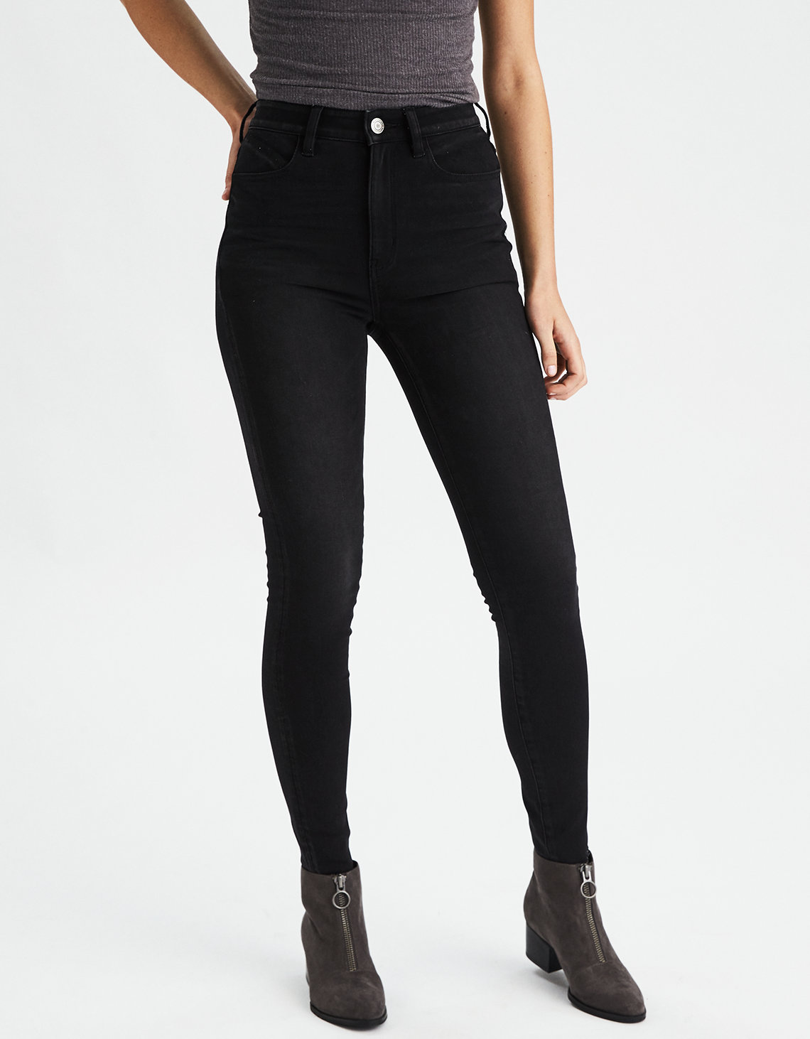 AE Super Soft Highest Waist Jegging