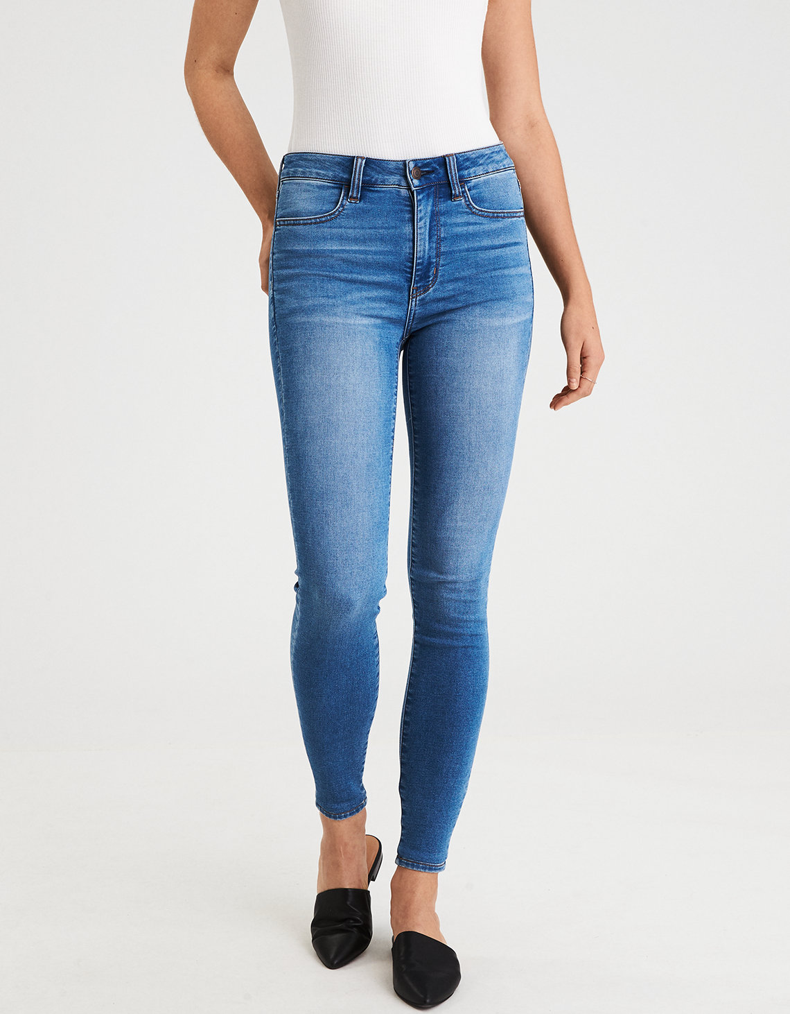 3f9ac9f17c AE Super Soft Super High-Waisted Jegging