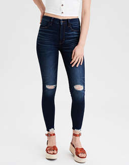 fb61bec3303 placeholder image AE Ne(X)t Level Super Soft Super High-Waisted Jegging ...
