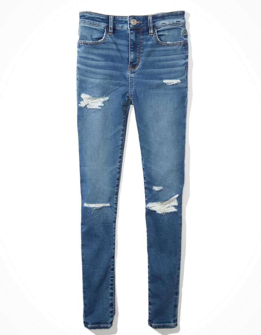 AE Ripped High-Waisted Jegging