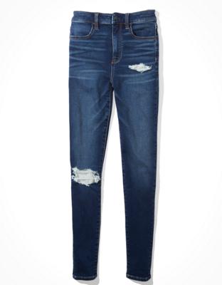 מכנסי ג'גינג גזרה גבוהה מאד Ne(x)t Level  אמריקן איגל