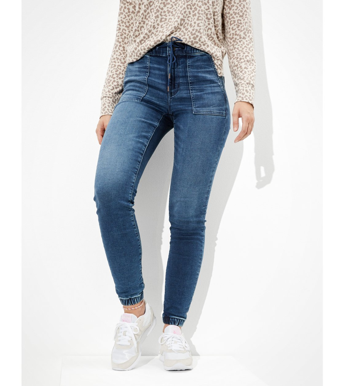 American Eagle AE Cozy Ne(x)t Level High-Waisted Jegging Jogger
