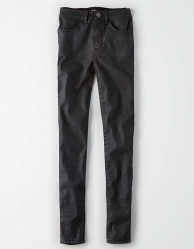 AE Twill X High-Waisted Jegging