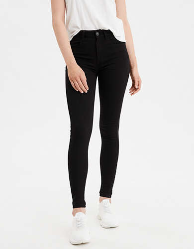 High-Waisted Jegging