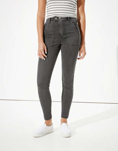 AE Highest Waist Jegging