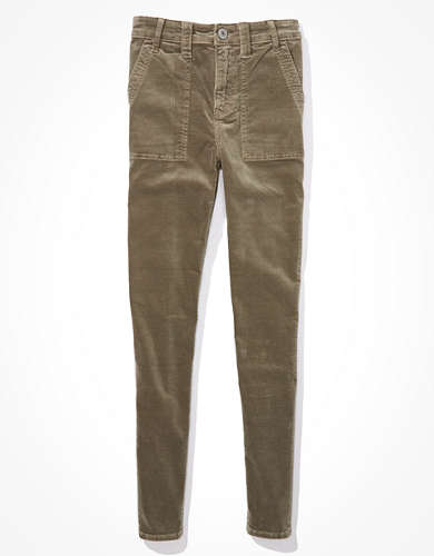 AE High-Waisted Corduroy Jegging