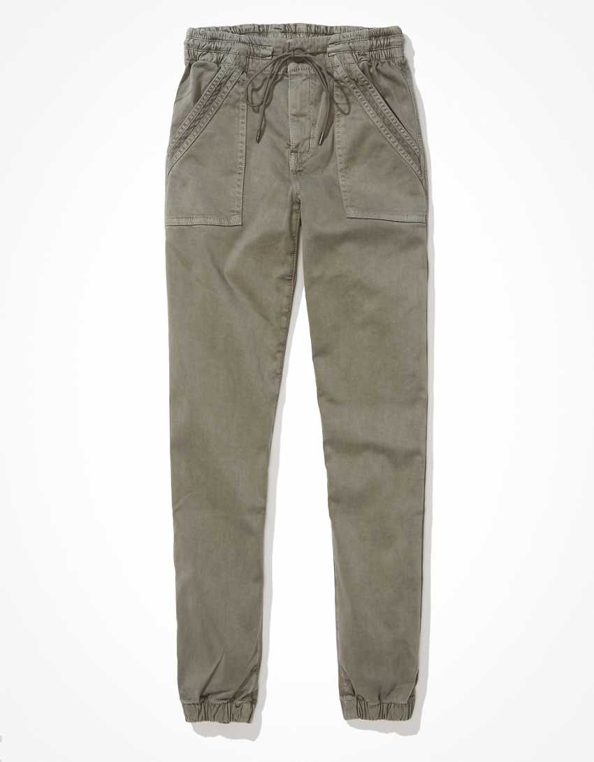 AE Stretch High-Waisted Jegging Jogger