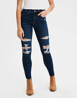 AE Ne(X)t Level Super Soft Curvy High-Waisted Jegging