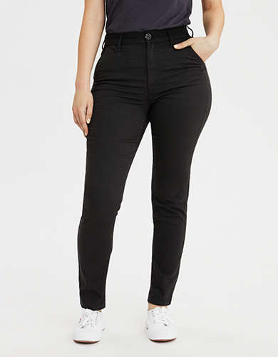 AE Curvy High-Waisted Skinny Pant