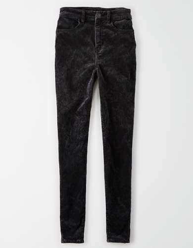 AE Corduroy Curvy High-Waisted Jegging