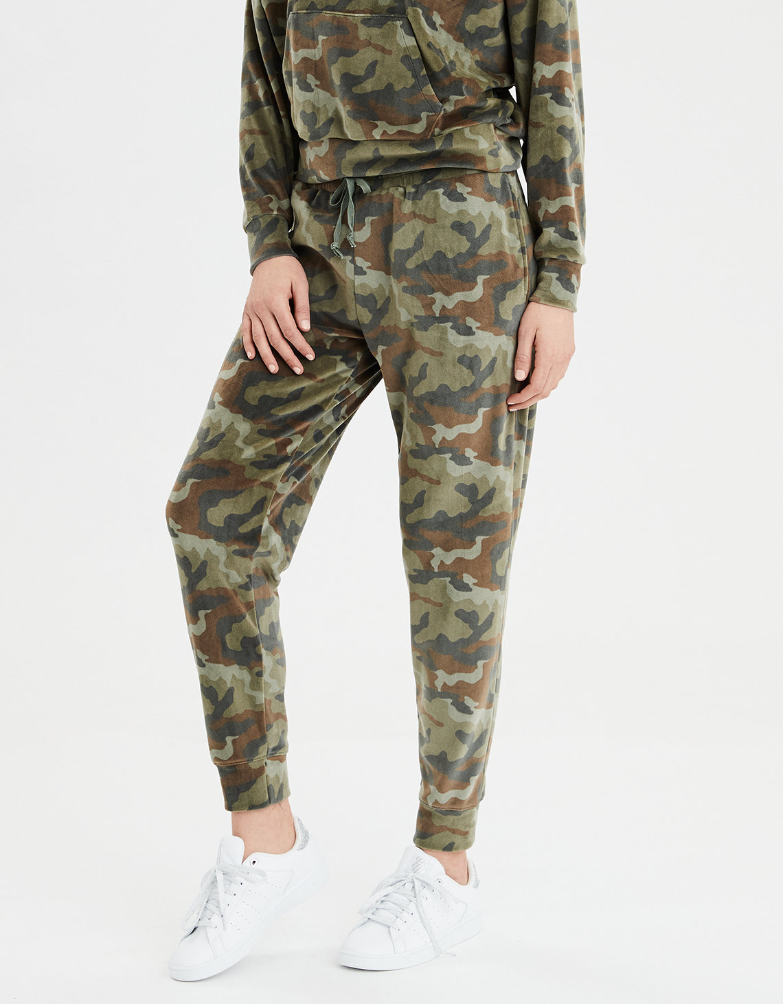 6a9e17f6cce AE Velour Jogger. Placeholder image. Product Image