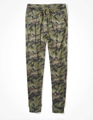 AE High-Waisted Camo Everywhere Jogger
