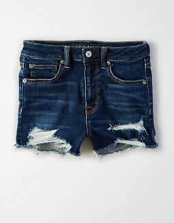 Ae Ne(X)T Level Super High Waisted Short Short by American Eagle Outfitters