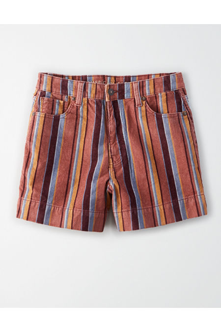Vintage High Waisted Shorts, Sailor Shorts, Retro Shorts Corduroy Mom Shorts Womens Berry 00 $37.46 AT vintagedancer.com