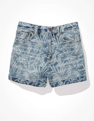 AE x NAITO Denim Mom Short