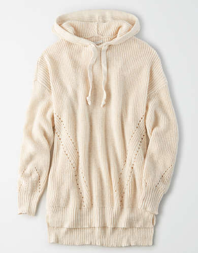 AE Oversized Hooded Sweater