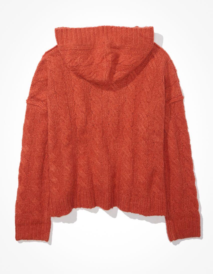 AE Soft & Cozy Hoodie Sweater