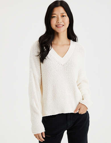 AE V-Neck Sweater