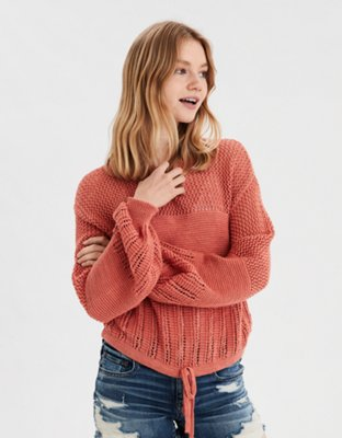 Ae Bubble Pullover Sweater by American Eagle Outfitters