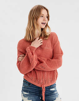 AE Bubble Pullover Sweater