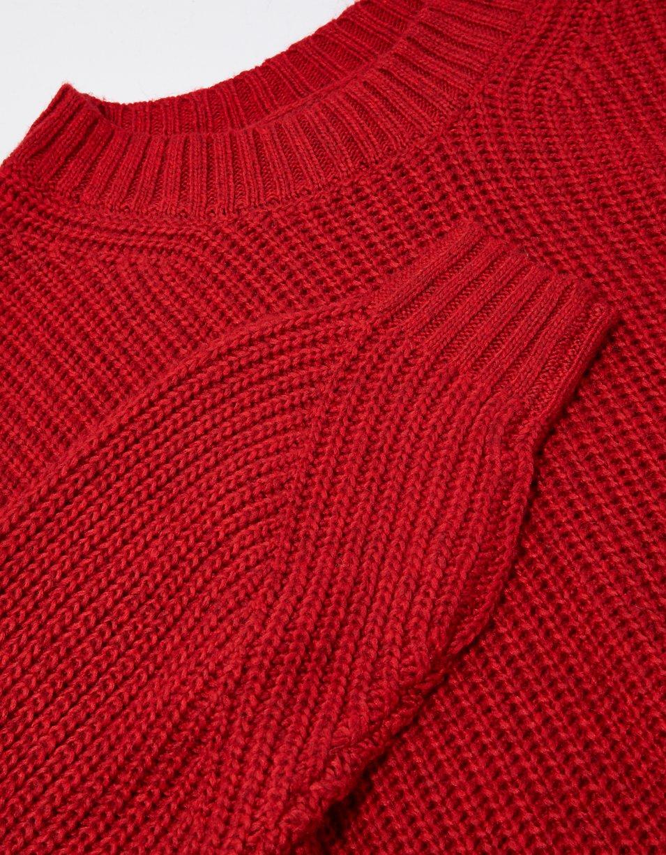 AE Oversized Dreamspun Crew Neck Sweater | American Eagle