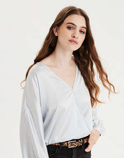 AE Dolman Long Sleeve Shirt