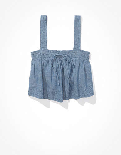 AE Chambray Swing Cami