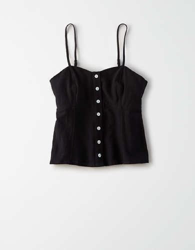 AE Button Front Cami