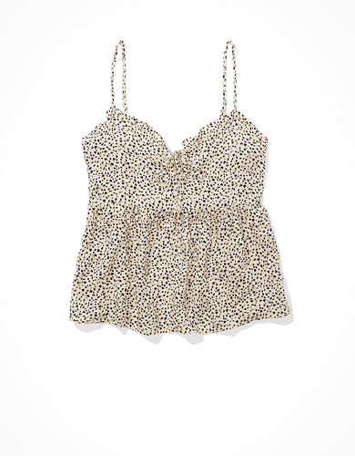 AE Button Up Cami