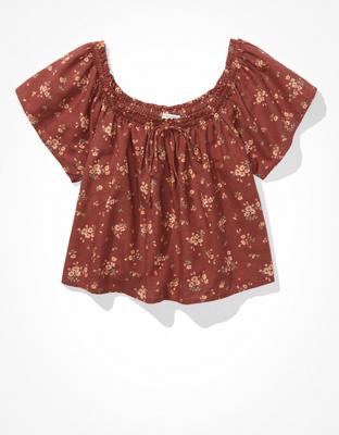 חולצת אוף שולדרס AE