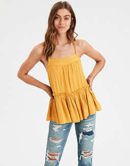 Ae Tie Strap Cami by American Eagle Outfitters