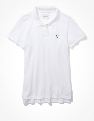 Рубашка поло с коротким рукавом AE